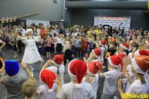 Новогодняя программа для  групп детей от 10 до 100 человек.